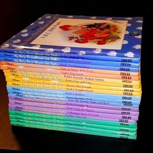 Disney My Very First Winnie The Pooh ~ 20 Volumes